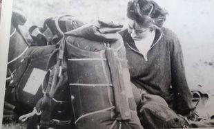 Moje podium - Wanda Brzyska, profesor ze spadochronem