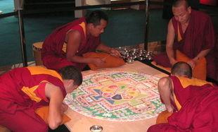 Mandala - duchowy symbol związku z nieskończonością