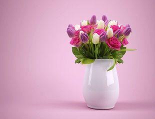 Jak przedłużyć życie ciętym kwiatom?