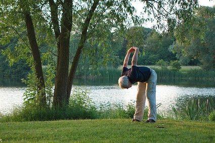Poranne ćwiczenia mogą zredukować ryzyko raka piersi i raka prostaty