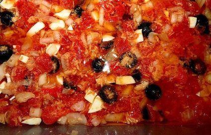 Sałatka z Murcii - regionalny, hiszpański przysmak