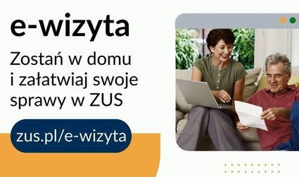 Ruszają e-wizyty w ZUS