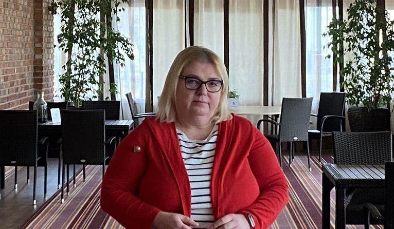 Elżbieta Wójcik, właścicielka restauracji Koncertowa w Lublinie