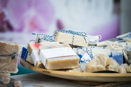 Domowe mydło peelingujące dla alergików