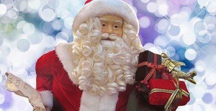 Fasycnująca historia Świętego Mikołaja