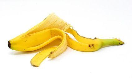 Cztery zaskakujące sposoby użycia skórki od banana