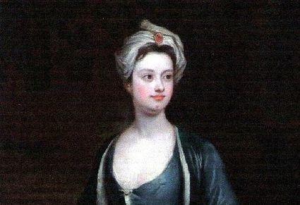"""""""Brązowa dama"""" z  Raynham Hall - duch, któremu podobno zrobiono zdjęcie"""