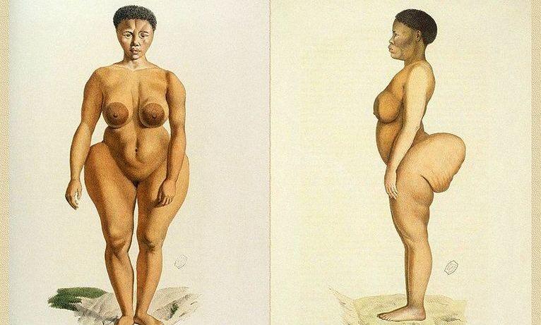 https://commons.wikimedia.org/wiki/File:Sawtche_(dite_Sarah_Saartjie_Baartman),_%C3%A9tudi%C3%A9e_comme_Femme_de_race_B%C3%B4chismann,_Histoire_Naturelle_des_Mammif%C3%A8res,_tome_II,_Cuvier,_Werner,_de_Lasteyrie.jpg