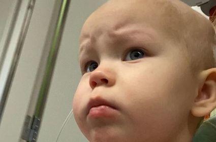 Dwuletnia Ewa walczy z nowotworem. Potrzebuje pilnie wsparcia!