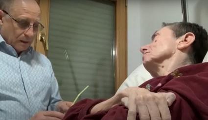 Mężczyzna pomógł umrzeć ciężko chorej żonie. Teraz min. dzięki niemu, Hiszpania zalegalizowała eutanazję