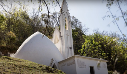 Kaplica Buffo - pomnik tragicznej miłości