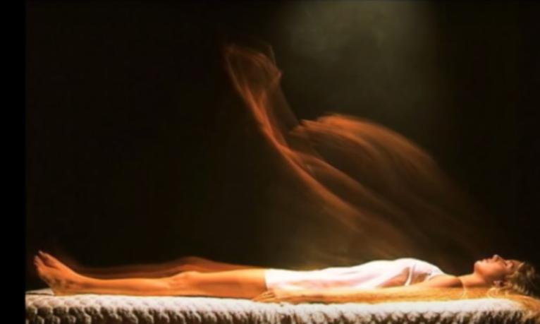 Dusza opuszcza ciało - screen youtube