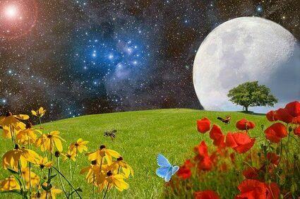 Horoskop na pełnię Kwiatowego Księżyca 26 maja