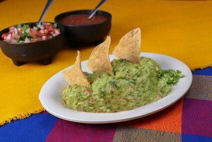 Domowe guacamole - meksykański przysmak
