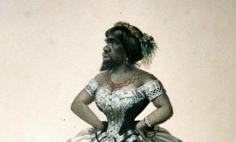 Julia Pastrana - zdjęcie Wikipedia