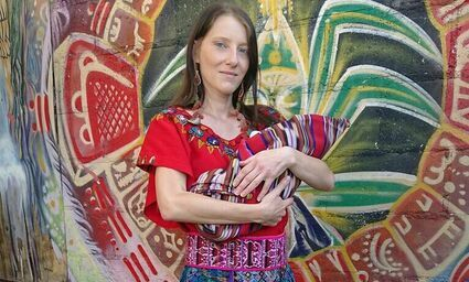 """""""Pojechałam do Gwatemali urodzić dziecko wśród Majów. To było piękne przeżycie"""""""