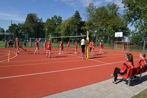 Uroczyste otwarcie wielofunkcyjnych boisk sportowych w ZS nr 3