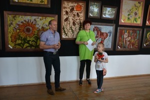 Wystawa Akademii Kreatywności i Pozytywu