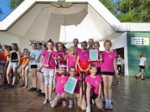 Kolejny sukces Małej Rewii Tanecznej prowadzonej przez Małgorzatę Knieć-Sprawkę.