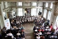 Orkiestra gitarowa w Pałacu Jedlinka