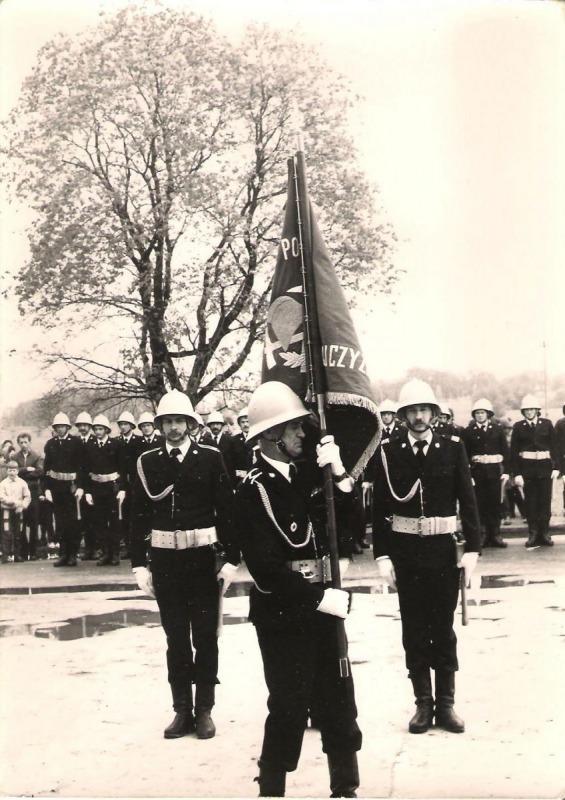 80- lecie Ochotniczej Straży Pożarnej w Kamionce