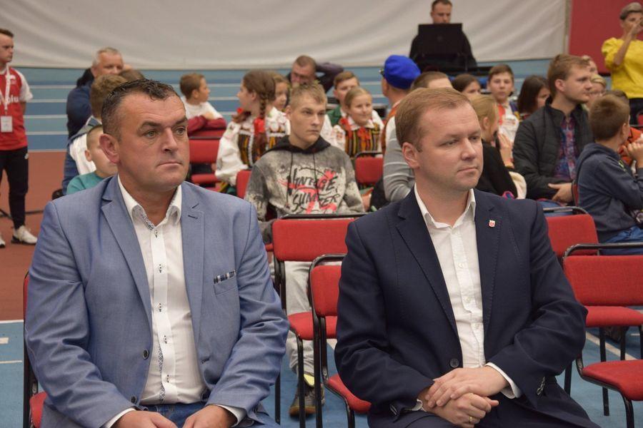 XIX Ogólnopolski Turniej Piłki Nożnej 7-osobowej Olimpiad Specjalnych.