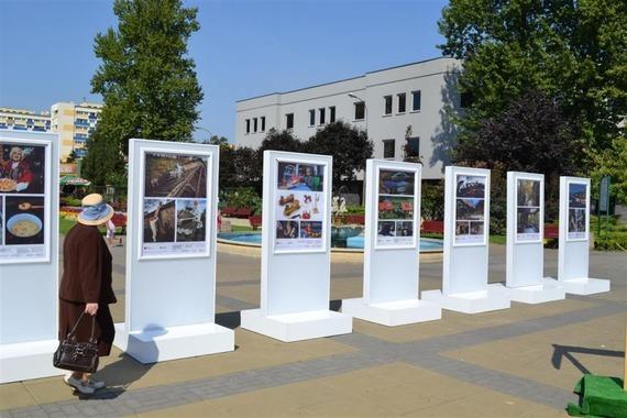 Szwajcarski Szlak Rozwoju - relacja z wystawy
