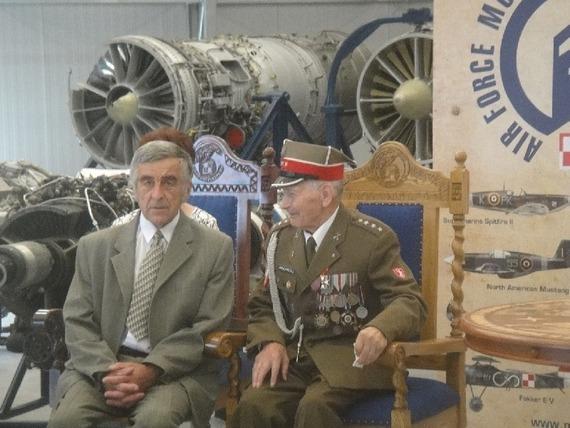Setne urodziny kpt. Wacława Pruchnickiego