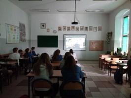 Prezentacja szkolnych talentów