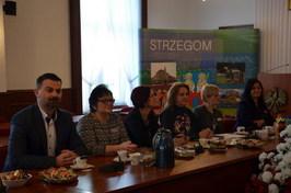 Goście z Czech w Strzegomiu!
