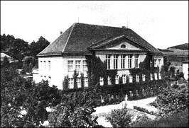 Liceum - lata 30-te XX w.