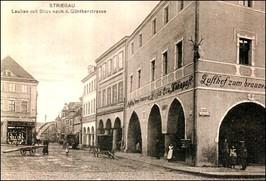 Rynek, 1914 r.