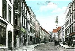 ul. Świdnicka, ok. 1913 r.