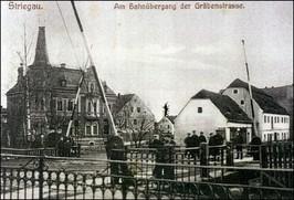 ul. Dolna, przed 1911 r.