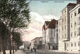 Al. Wojska Polskiego, 1913 r.