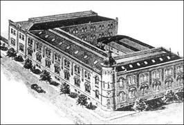 Drukarnia w Strzegomiu - lata 30-te XX w.