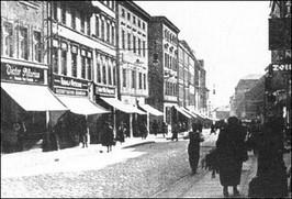 Perspektywa u;. Dąbrowskiego - lata 30-te XX w.