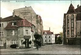 ul. Kasztelańska, lata 30-te XX w.