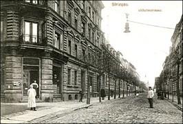 Paderwskiego, ok. 1914 r.
