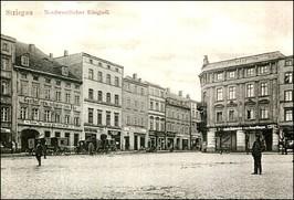 Rynek, ok. 1914 r.