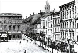 Rynek, ok. 1910 r.