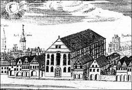 Zbiór ewangelicki przy ul. Świdnickiej, XVIII w.