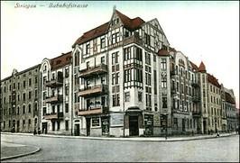 Al. Wojska Polskiego, Bankowa, 1997 r.