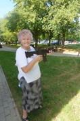 Seniorzy strzelali