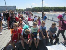 Obóz sportowo- profilaktyczny w Darłowie