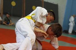Święto judo w Strzegomiu