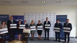 Zespół  Szkół w Strzegomiu  laureatem Ogólnopolskiego  Konkurs #OSE Wyzwanie