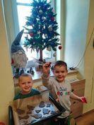 Święta tuż, tuż… czas więc na pieczenie pierniczków