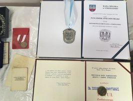 Honorowa Obywatelka