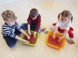 Sensoplastyka w Przedszkolu Tęcza w Międzyrzeczu
